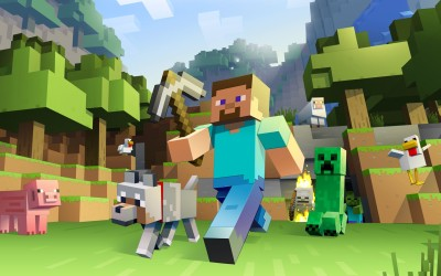 Top 5 reasons why Minecraft is good for kids